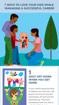 7 Ways to Love Kids & Have a Successful Career