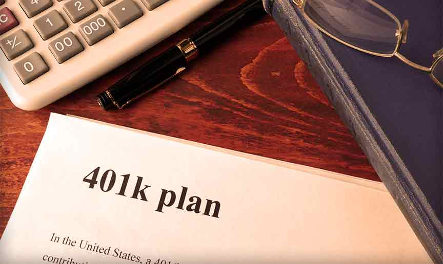 How Employer 401(k) Plans Offer Competitive Edge
