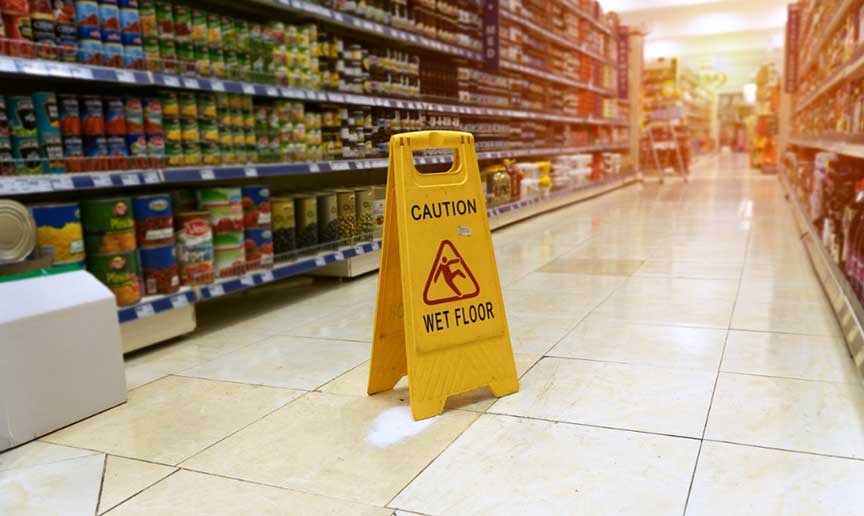 Risk Management for Retail Stores
