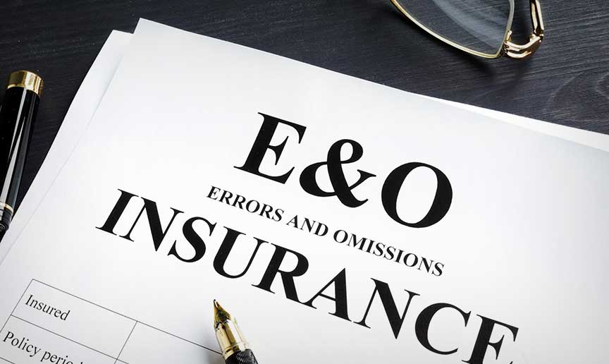 Errors And Omission Insurance