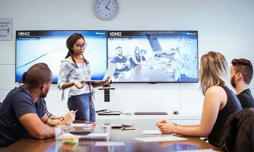 Virtual Workplace, Information & Benefits