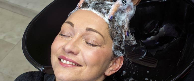 Barber & Salon Scalp Massage