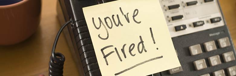 Considering Firing Employees