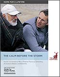 The Calm Before the Storm: Family Conversations About Disaster Planning, Caregiving, Alzheimer's Disease and Dementia