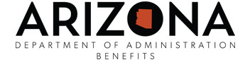Arizona Department of Administration Benefits logo