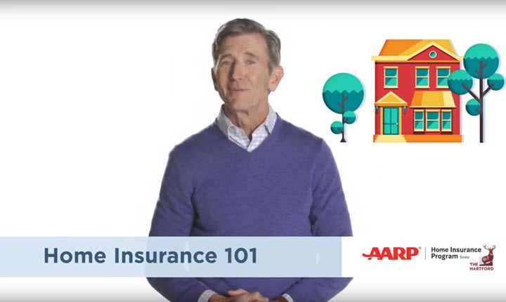 AARP Homeowners & Condo Insurance