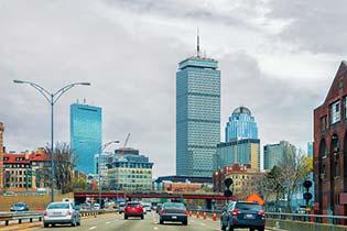 Massachusetts Driving