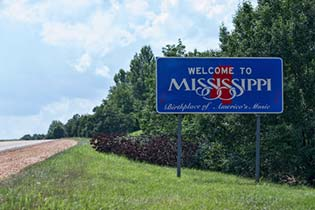 Mississippi Driving