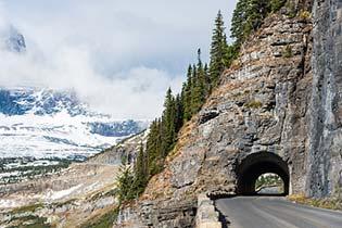 Montana Driving