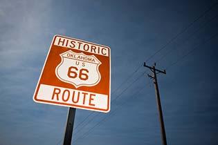 Oklahoma Driving