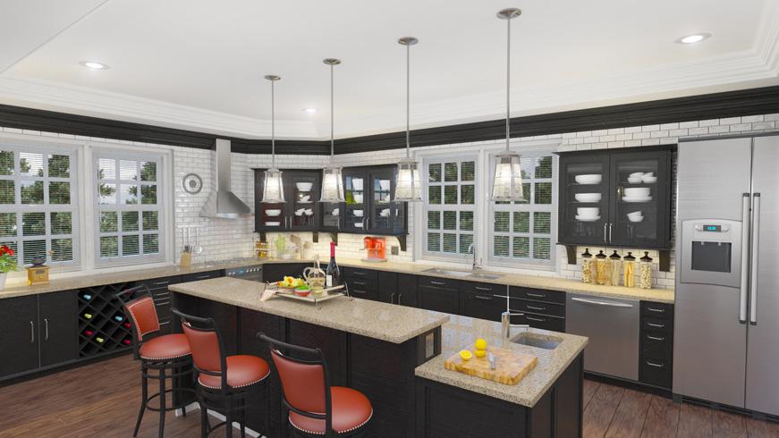 kitchen lighting universal
