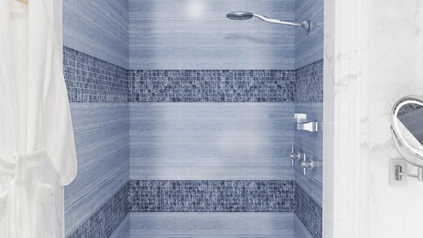 tub shower traditional