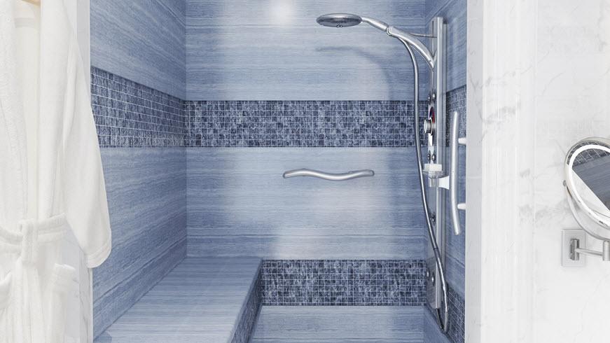 tub shower universal