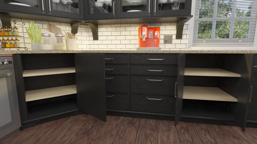 cabinets traditional