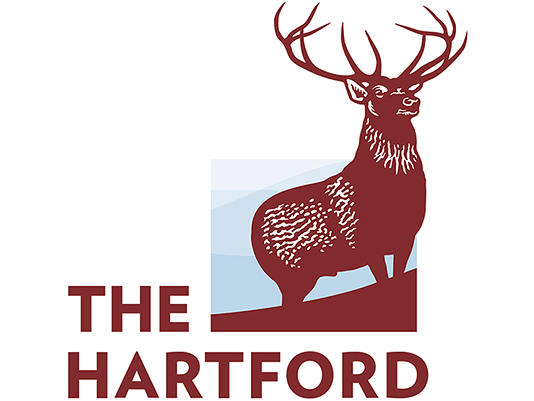 The Hartford Insurance Logo.