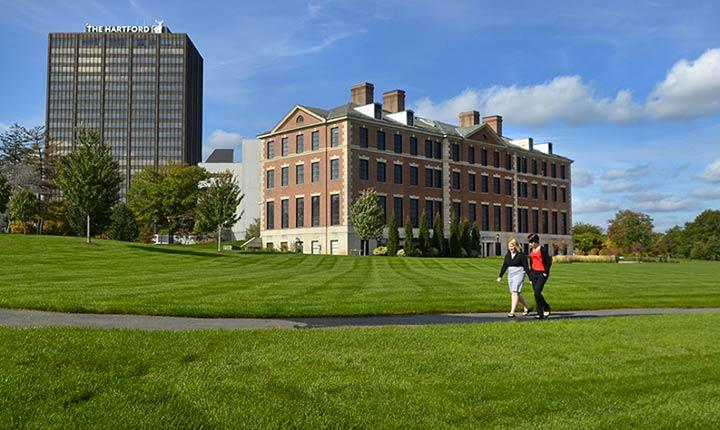 The Hartford campus