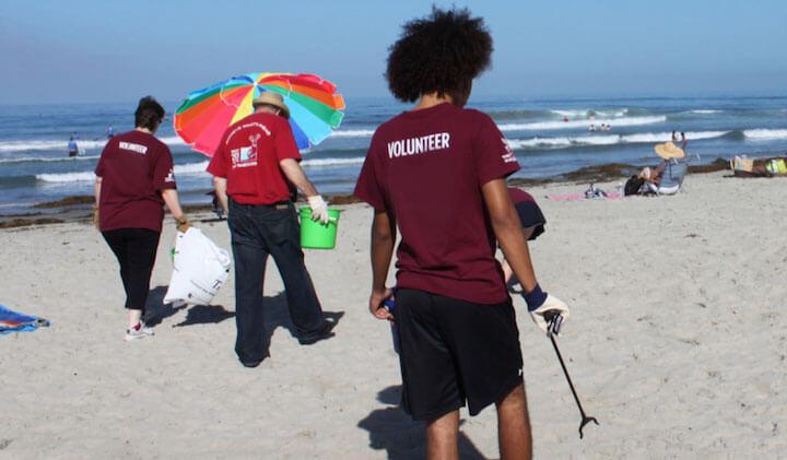Employee Volunteers