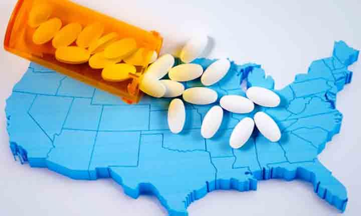 Heavy Toll of Opioids